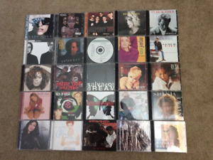Group of 80 Various CDs