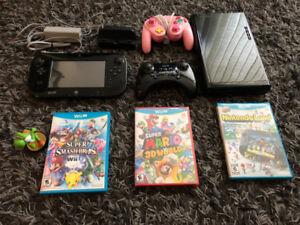 Wii U, 32gb  black