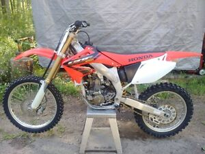 Mint condition CRF 450