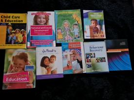 Childcare education books