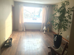 Spacious 2 bedroom Close to LU and Law School