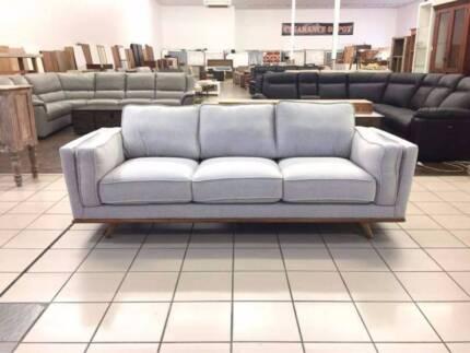 Rowley Fabric 3 Seat Sofa - SETS AVAILABLE
