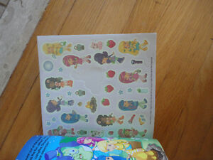 Strawberry Shortcakes Spooky Night book with stickers London Ontario image 3