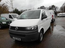 2012 VOLKSWAGEN TRANSPORTER T28 102 2.0 TDI SWB AIR CONDITIONING PANEL VAN DIESE
