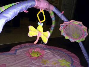 BRIGHT STARS Baby play mat  Edmonton Edmonton Area image 2