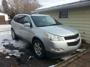 2009 Chevrolet Traverse SUV,