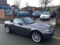 2009 Mazda MX-5 2.0i Sport - GREY WITH HEATED BLACK LEATHER!