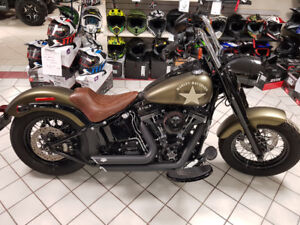 2016 Harley Davidson Softail Slim S. $6000 in accessories!!