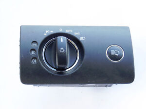 Mercedes GL320 ML350 2006-2012 OEM Headlight Switch 1645450304