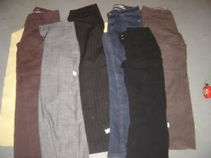 pantalon pas moulant