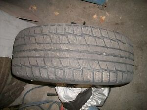 Set of 4 195/55/15 Tire