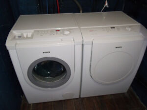 ....    FRONT LOAD .... <<< WASHER & DRYER  >>> matching set