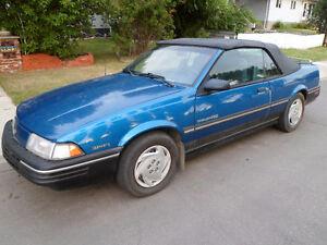 1993 Chevrolet Cavalier Coupe (2 door)
