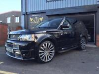 2010 Land Rover Range Rover Sport 3.6TD V8 REVERE HSR EDITION