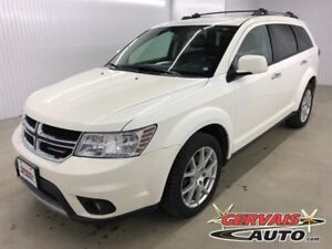 Dodge Journey GT CUIR V6 AWD MAGS 2017