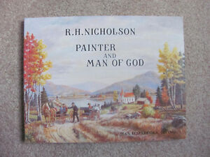 book R.H.Nicholson Painter and Man of God