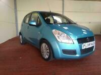 2009 Suzuki Splash GLS Hatchback Petrol Manual