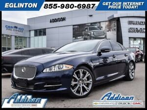 2015 Jaguar XJ Premium Luxury3.0L DVD