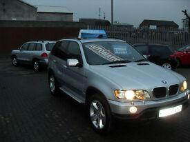 BMW X5 3.0d auto 2003MY Sport