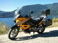 Honda Varadero Adventure Touring