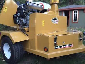 6 inch wood chipper. Only 27 hrs.
