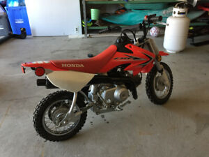 2012 Honda CRF50 (Sold!)
