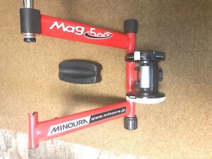 Bike Trainer Minoura Mag 500