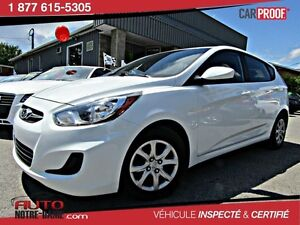 Hyundai Accent 5dr HB AUTOMATIQUE AIR  2013