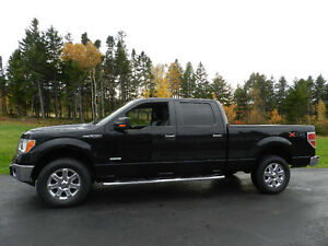 2014 Ford F-150 SuperCrew XLT XTR Ecoboost Tow Max