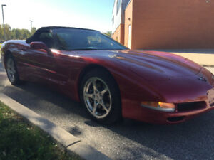 2001 Chevrolet Corvette  Convertible***123,000Km***