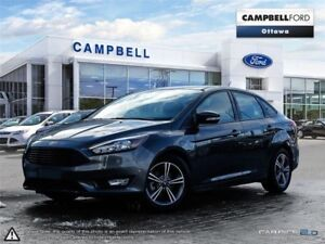 2016 Ford Focus SE 9000 KMS-AIR-AUTO--ONLY 1