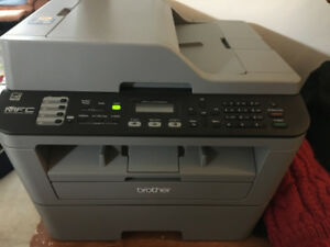Brother printer+fax hardly used