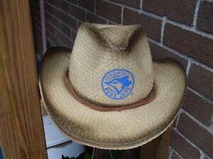 Toronto Blue Jays Straw Cowboy Hat *NEW*