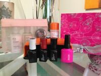Sally Hansen Home Shellac Unit w/polish Perfect Gift!