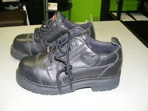 Harley-Davidson - Safety Shoes - Size 7 - NEW at RE-GEAR