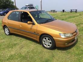 Peugeot 306 1.6 ( a/c ) Meridian Ltd Edn