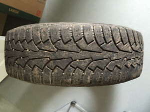 Winter Tires 225 65R17 Hakkapeliitta