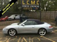 2002 Porsche 911 3.6 CARRERA 4 2d 316 BHP Convertible Petrol Manual
