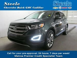 2015 Ford EDGE Titanium AWD Only 5k !!!!
