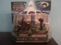 HALO SERIES 1 BLUE & 1 RED