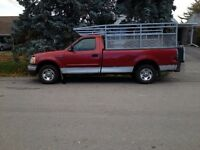 F150 only 161k. With power lift gate.
