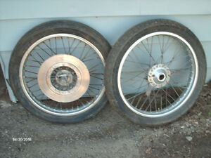 50 for the pair front kz 650 rims