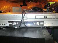 JVC Dvd + Vcr Recorder