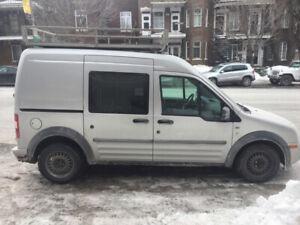 2010 Ford Transit Connect - Camper Van