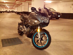 2008 BMW F800S Motorcycle
