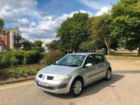 2005 Renault Megane 1.6 VVT 115 Auto Privilege 5 Door Hatchback (57,000 Miles)