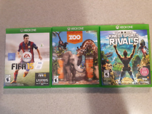 XBox One Kids Games
