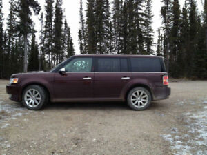 2012 Ford Flex SEL AWD SUV, Crossover