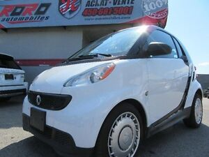 Smart fortwo 2013 **FINANCEMENT 100% APPROUVE**