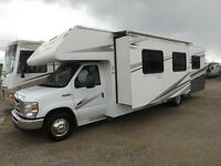2009 Holiday Rambler Atlantis 131 - 31' 1 Large Slideout